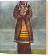 Kateri Tekakwitha Wood Print