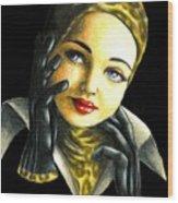 Kathrine Wood Print