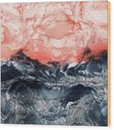Katrina Wood Print