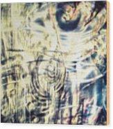 Katz Eye Wood Print