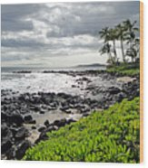 Kauai Afternoon Wood Print
