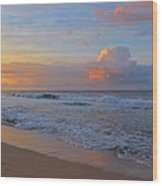 Kauai Morning Light Wood Print