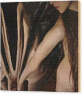 Kazi0832 Wood Print