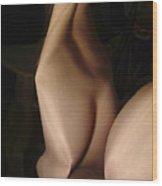 Kazj0123 Wood Print