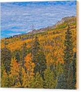 Kebler Pan Wood Print