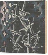 Keep Of A Royal Armoury Wood Print