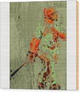 #kengriffeyjr #baseball #springtraining Wood Print