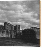 Kenilworth Castle 2 Wood Print
