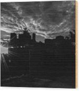 Kenilworth Castle 9 Wood Print