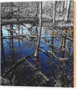 Kensington 6 Wood Print