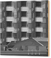 Kenstington Condo Wood Print