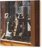 Kentuck Knob Frank Lloyd Wright Wood Print