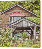 Kentucky Country Wood Print