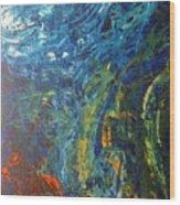Kepler 452b Wood Print