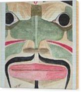 Ketchikan Native Wood Print