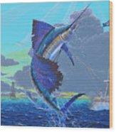 Key Sail Off0040 Wood Print