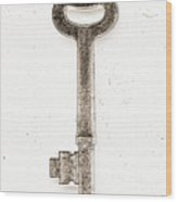 Key To The Union Photo Art Wood Print