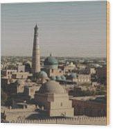 Khiva Wood Print