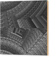 Khronos Wood Print