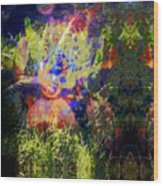 Kihapai O Ekena Wood Print