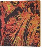 Kilaeua Wood Print