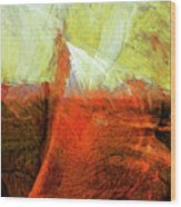 Kilauea Wood Print