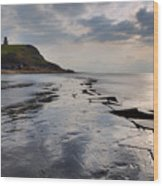 Kimmeridge Bay - England Wood Print