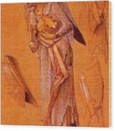 King Gaspar Wood Print