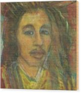 King Gong As A Young Man Wood Print