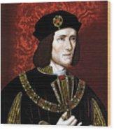 King Richard IIi Of England Wood Print