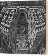 King's Burial Chamber Wood Print