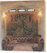 Kings Lair Wood Print