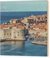 Kings Landing Dubrovnik Croatia - Dwp512798 Wood Print