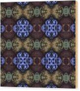 Kings Robe Wood Print