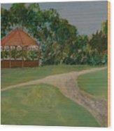 Kingspark Wood Print