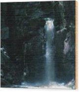 Kinsman Falls 2 Wood Print
