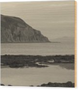 Kintyre Plus Eight Wood Print
