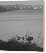 Kintyre Plus Ten Wood Print