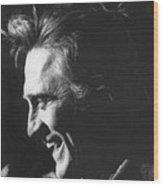 Kirk Douglas Laughing Old Tucson Arizona 1971 Wood Print