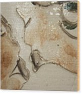 Kiss - Tile 1 Wood Print