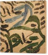 Kite - Tile Wood Print