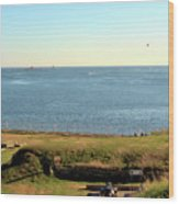 Kittery Point 2 Wood Print