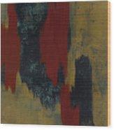 Kline 1 Wood Print