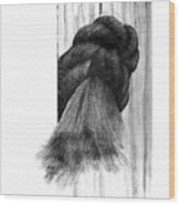 Knot Wood Print