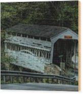 Knox Bridge Wood Print