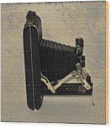 Kodak A 116 Folding Bellows Camera 1921 Wood Print