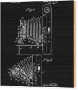 Kodak Folding Camera 1922 Wood Print