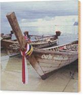 Koh Phi Phi Wood Print