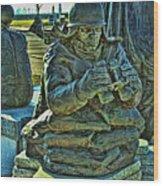 Korean War Memorial 2 Wood Print
