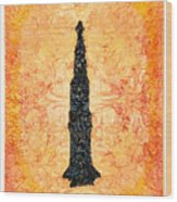 Koro Wood Print